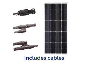 Grape Solar 200-Watt Off-Grid Solar Panel Expansion Kit