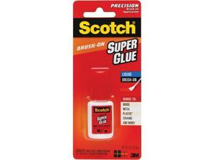 3M Super Glue Scotch Instant Adhesive Liquid Glue: 0.17 ounces liquid (Clear)