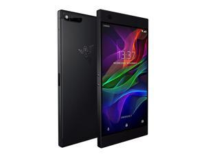 "Razer Phone - Unlocked, 120 Hz Ultra Motion Display, Dual Camera, Dual Front-Facing Speakers, Gaming Phone (5.7"" Black, 64GB, 8GB RAM)"