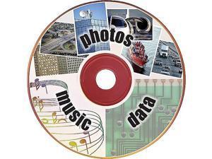 Staples Laser/Inkjet Media Labels Matte White 100/Pack (12354)