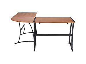 Staples Gillespie L-Shaped Desk 1929202