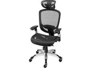 Staples Hyken Technical Mesh Task Chair Black 23481CC