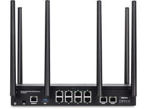 TRENDNET INC TEW-829DRU AC3000 TRI-BAND WIRELESS GIGABIT DUAL-WAN VPN SMB ROUTER