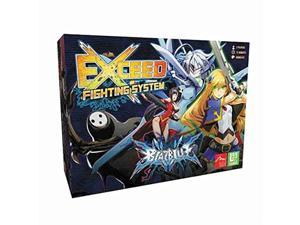 Exceed BlazBlue Noel Box Fast-Paced Arcade Fighting Game Board Game Level 99 Games