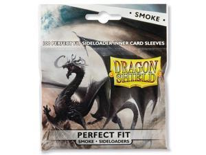 Deck Protector Dragon Shield Perfect Fit Sideloaders Smoke 100ct Card Sleeve Durable Standard Size Storage Arcane Tinmen