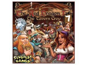Red Dragon Inn 7 The Tavern Crew Strategy Board Game Slugfest Games SFG030