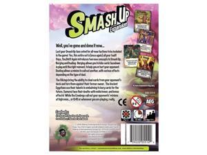 Smash Up Oops You Did It Again Board Game Alderac Entertainment Group AEG5514