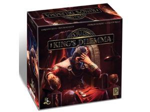 The King's Dilemma Strategic Interactive Narrative Board Game Horrible Games HG012-KD1908