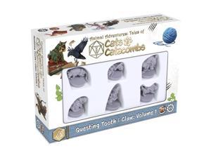 Dungeons & Dragons Cats & Catacombs Tooth & Claw 1 Interactive Strategic Tabletop Steamforged Games Ltd.