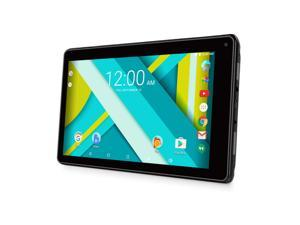 """RCA Voyager III 7"""" Tablet Featuring Android 6.0 Marshmallow, 16GB Storage, Front and Rear facing Cameras, Bluetooth 4.0, 1.3 GHz Quad-Core Processor and 1GB DDR System Memory"""