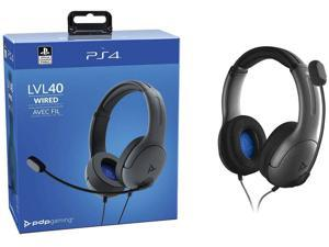 PDP 051-108-NA Gaming LVL40 Wired Stereo Headset (PS4)