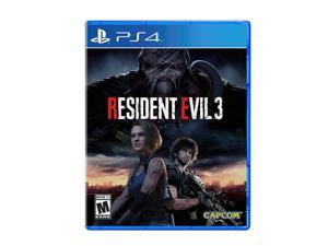 Capcom Resident Evil 3 (PlayStation 4)