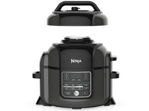 Ninja OP305 Foodi 6.5 Quart TenderCrisp Pressure Cooker - Black/Gray