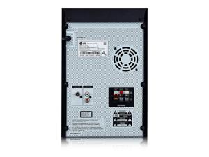 LG CM4590 XBOOM Hi-Fi Shelf System with 700 Watts Total Power - Black