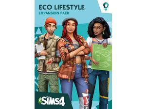 Electronic Arts The Sims 4 Eco Lifestyle Expansion Pack PC