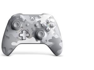 Microsoft WL3-00174 Xbox One Wireless Gaming Controller Arctic Camo Special Edition