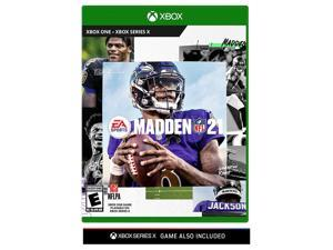 Electronic Arts Madden NFL 21 (Xbox One)