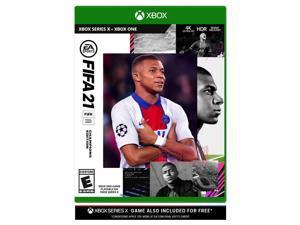 Electronic Arts FIFA 21: Champions Edition (XB1/Series X)