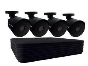 Night Owl WMBF-2VDP81-4 8 Channel 1080p Wired DVR, 4 Wired Cameras & 1TB HDD