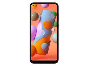 Samsung SMA115UZKVPP Galaxy A11 A115M 32GB Dual SIM GSM Unlocked Android SmartPhone Black