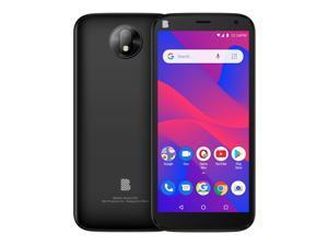 "BLU Grand X3 5"" LTE 8GB Memory Factory Unlocked SmartPhone, Black"