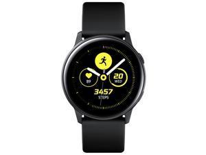 Samsung SM-R500NZKCXAR Galaxy Bluetooth Smart Watch Active 40mm (Black)