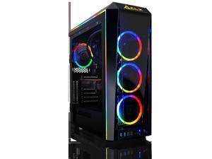 CLX Set GAMING PC Intel Core i9 9900K  3.60 GHz (8 Core) 16GB DDR4 3TB HDD & 960GB SSD NVIDIA RTX 2080 Ti 11GB GDDR6 MS Windows 10 64-Bit