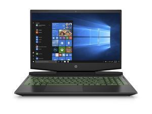 """HP 15-dk0051wm Pavilion 15.6"""" FHD i5-9300H 2.4GHz GTX 1050 3GB 8GB RAM 256GB SSD W10H Shadow Black"""