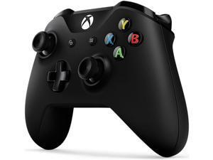 Microsoft Xbox One Wireless Controller - Wireless - USBXbox One - 18 ft Operating Range - Force Feedback - Black
