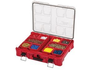 48228430 packout, 10 compartment, small parts organizer