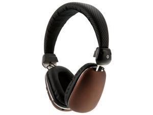 iLive Platinum IAHP46BZ Bluetooth(R) Headphones with Auxiliary Input (Bronze)