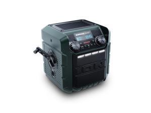 ION Audiio SURVIVAL-SCOUT IPA95 Solar Emergency Weather Radio