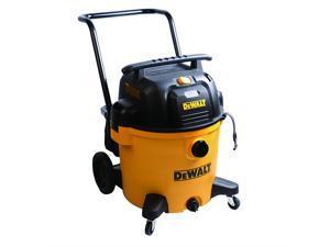 DEWALT DXV14P 14 Gallon Poly Wet/Dry Vaccums, Yellow