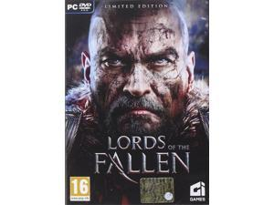 CI Games Lords Of The Fallen - Limited Edition (PC DVD)