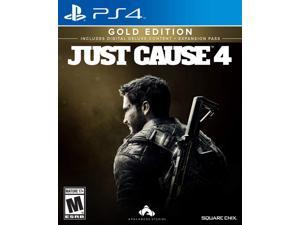 Square Enix Just Cause 4 (PlayStation 4 Gold Edition)