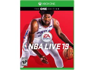 Electronic Arts NBA LIVE 19 (Xbox One)