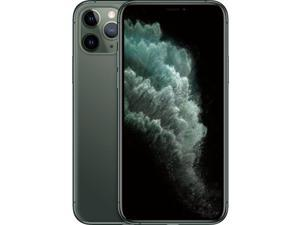 Apple - iPhone 11 Pro 256GB - Midnight Green (Unlocked)