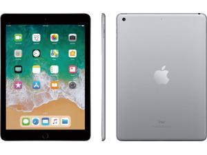 "Apple iPad MP2F2LL/A Apple A9 Embedded M9 coprocessor 2 GB Memory 32 GB Flash Storage 9.7"" 2048 x 1536 Tablet PC iOS 10 Space Gray"