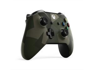 Microsoft WL3-00095 Xbox Wireless Controller Armed Forces II Special Edition Cameo