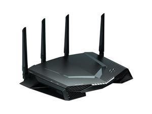 NETGEAR Nighthawk Pro Gaming AC2600 WiFi Router, XR500 - 2.40 GHz ISM Band - 5 GHz UNII Band - 4 x Antenna(4 x External) - 325 MB/s Wireless Speed - 4 x Network Port - 1 x Broadband Port - USB - ...