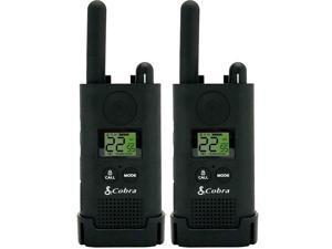 Cobra PX500BC Pro Business, 22-Channels 2-Way Radios (Pair) Black