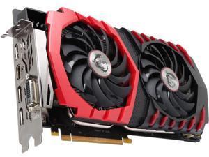 MSI GeForce GTX 1070 DirectX 12 GTX 1070 GAMING X 8G 8GB 256-Bit GDDR5 PCI Express 3.0 x16 HDCP Ready SLI Support ATX Video Card