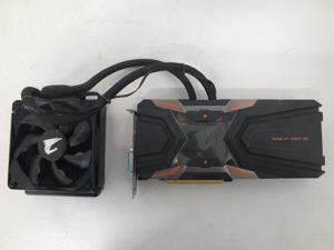GIGABYTE AORUS Xtreme GeForce GTX 1080 Ti Waterforce 11GD, GV-N108TAORUSXW-11GD