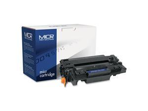 MICR Print Solutions Compatible With Ce255xm Micr High-Yield Toner, 12,500 Page-Yield, Black