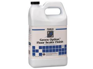 Green Option Floor Sealer/finish, 1 Gal Bottle, 4/carton
