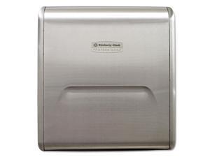 Scott Pro Stainless Steel Recessed Hard Roll Towel Dispenser 31501