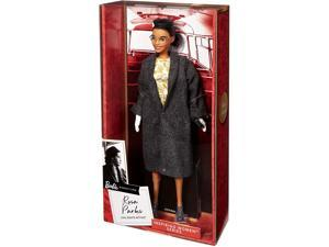 Rosa Parks Barbie Doll Civil Rights Womens Movement Collectible Mattel