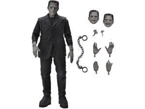 Universal Victor Frankenstein Monster Ultimate Version Back/White Boris Karloff Figure NECA
