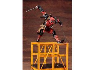 Kotobukiya Marvel Now! Super Deadpool ArtFX+ Statue w/Accessories Collectible Figure