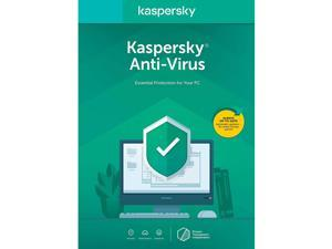 axGear Kaspersky AntivirSoftware OEM 1 Users English 1 Year Protection